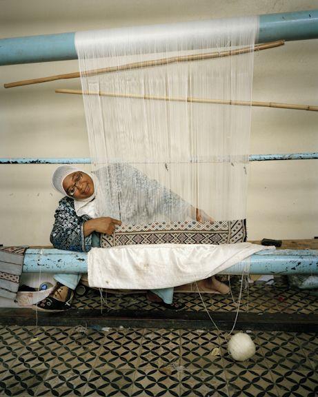 carpet weaver | Morocco