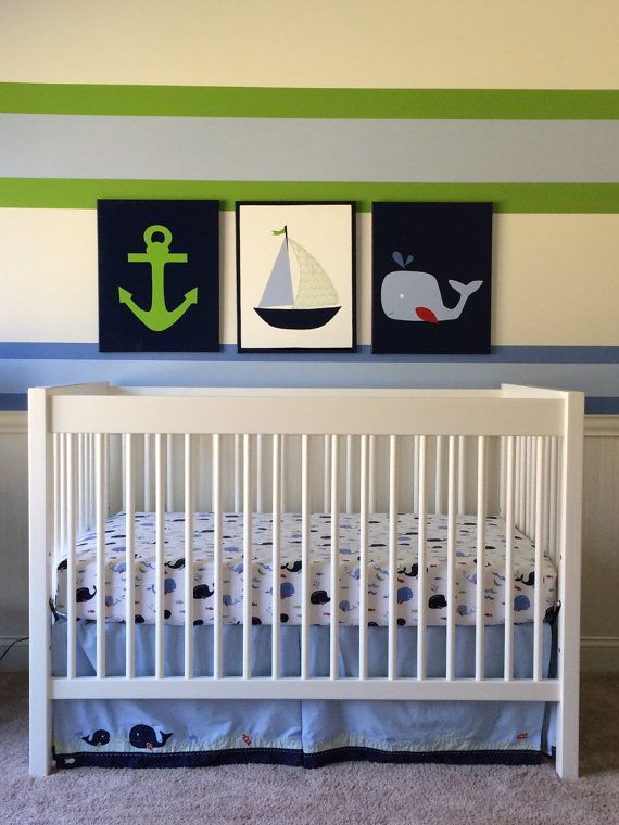 Sophisticated Modern Nautical Nursery: 8 Best Interior Decor Images On Pinterest