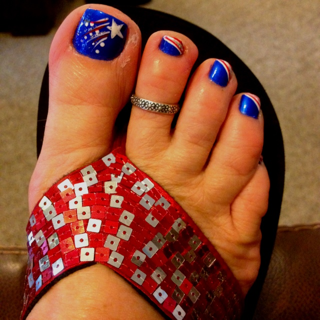Toe Nail Art Holidays: 1000+ Images About Toes On Pinterest