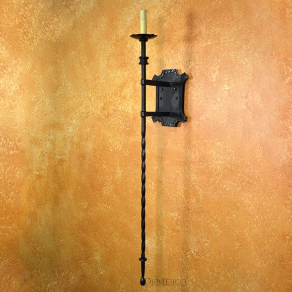 Valencia Sconce Long Wall Sconce Tall Wall Sconce Victorian