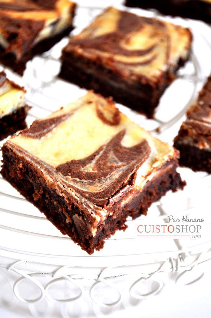 Vous êtes très nombreux à me demander de faire des recettes et tutos filmés, c'est vrai que cela est plus pratique et dans l'air du temps :) je vais essayer donc d'en faire plus souvent... Voici une vidéo d'un délicieux Brownie cheesecake, cette recette...