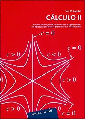 Cálculo - Tom M. Apostol - Volume 2 (Português) PDF - Ciências Exatas