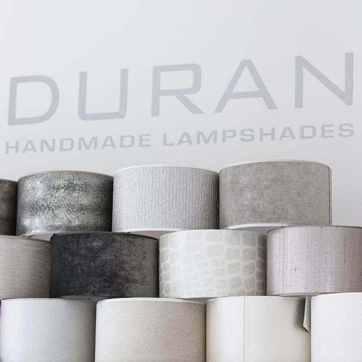 Handmade Lampshades by Duran Lighting and Interiors   www.duran.nl