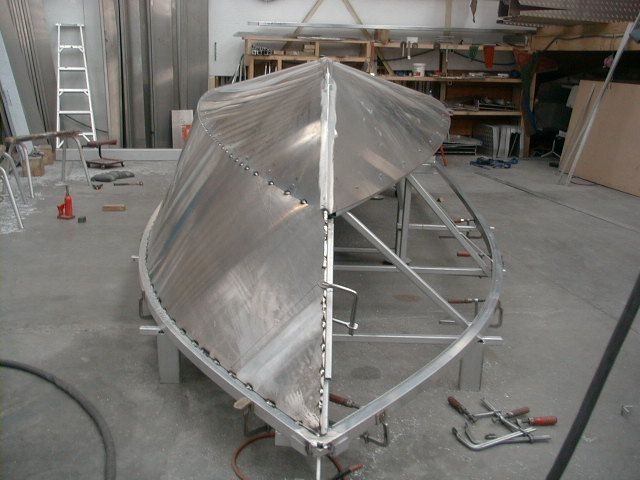 aluminium boats production - Поиск в Google
