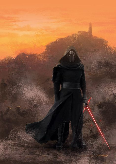 starwarscountdown Kylo Ren by Simon Wright  684 Days until Episode IX  321 Days until the Han Solo Movie  and  ONE  HUNDRED  SIXTY  DAYS  UNTIL  THE LAST JEDI