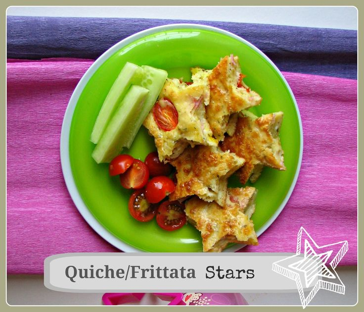 shine on: Finger food/Fun toddler food - Quiche/Frittata recipe