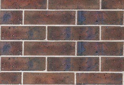Exterior brickwork - mocha (Boral)