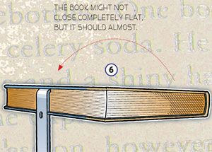 how to make an invisible bookshelf