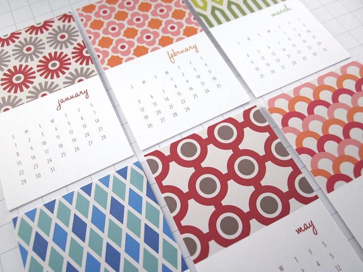 Calendar Design Pattern : Best pattern trends images on pinterest print