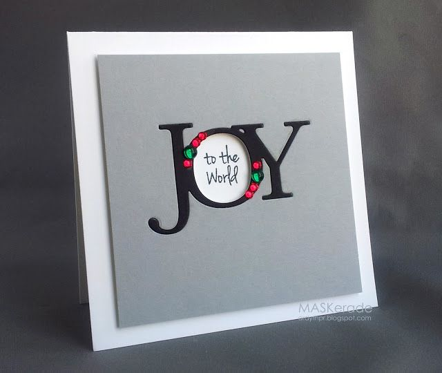 MASKerade: Muse 48 - Joy to the World