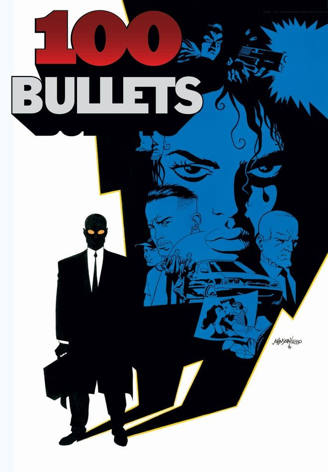 '100 Bullets,' Brian Azarello and Eduardo Risso