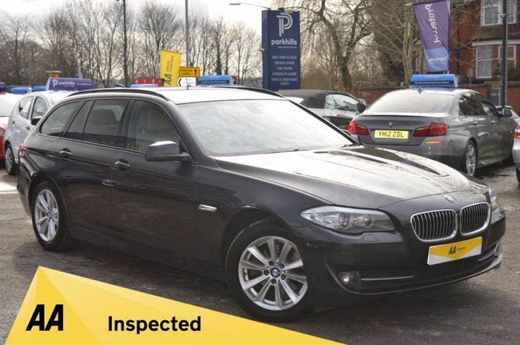 2013 BMW 5 Series 520d SE Touring £12,628