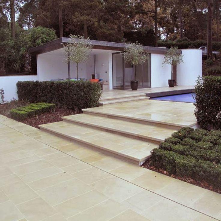 Modern Backyards: Best 25+ Concrete Paving Slabs Ideas On Pinterest