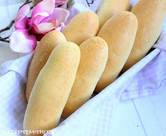 Rezepte mit Herz ♥: Die weltbesten Breadsticks - zart und fluffig