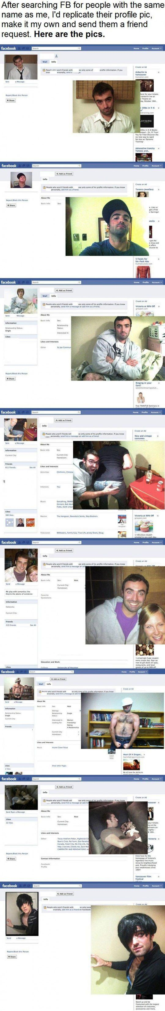 He is The Master of #Facebook #Trolling! http://ibeebz.com