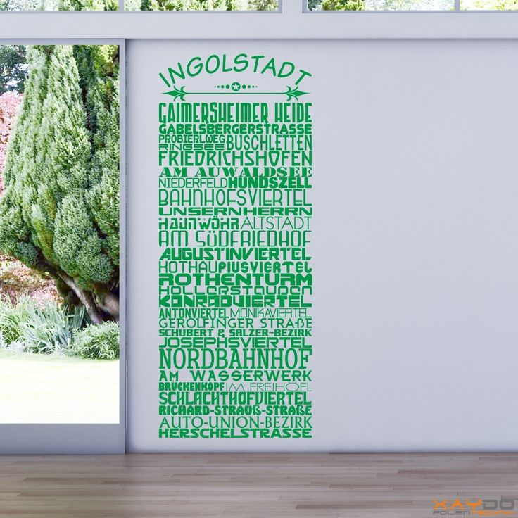 Schubert Wanddesign 107 best stadtviertel wandtattoos images on one colour