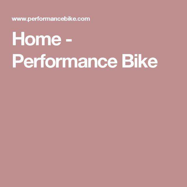 Home - Performance Bike