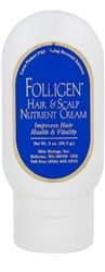 Improve the Appearance of Weak, Slow-Growing Hair - Folligen Copper Peptide Scalp Nutrient Cream for Healthier-Looking Hair and Minoxidil for Hair Growth | Shop Skin Biology Products from the Inventor of Tricomin and Graftcyte