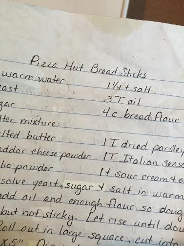 By Kevin Williams I have been looking for this recipe forever! I knew I had it in my files somewhere but could never find it. I guess today I just got lucky and turned over the right sheet of paper a