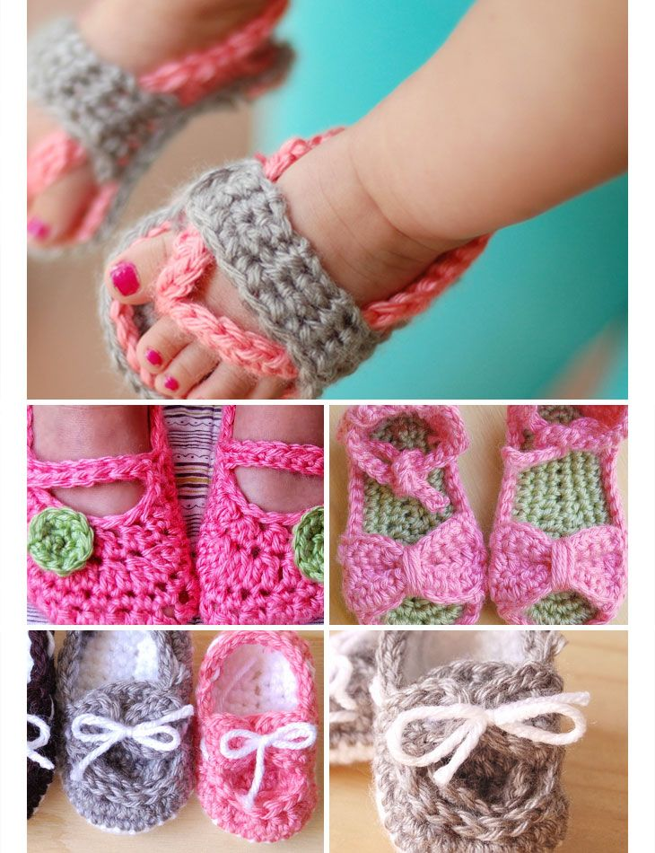 22 DIY Baby Shower Ideas for Girls - Make It The Best Party Ever! | look at those pretty little tootsies |