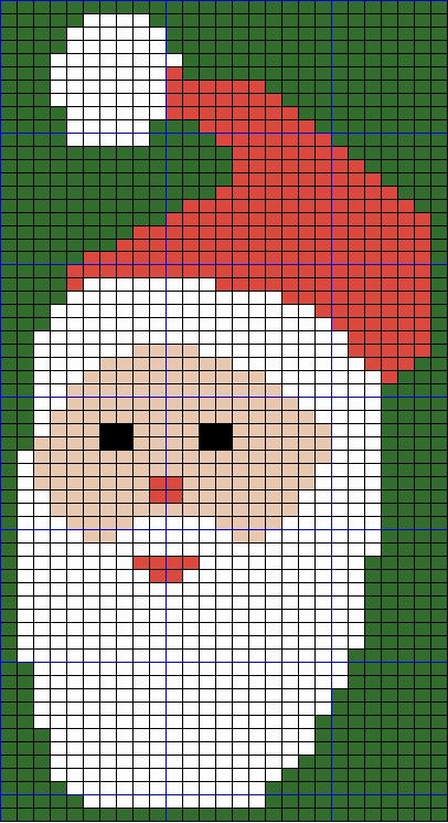 knitted christmas angle graph   Barbara Breiter. This design may not be reproduced in any manner ...