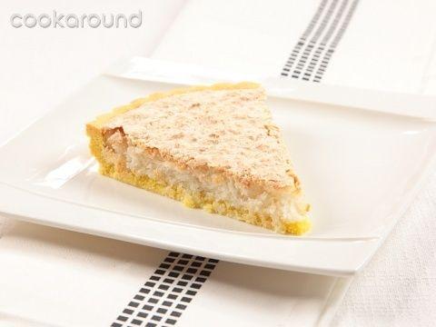 Crostata al cocco: Ricette Dolci | Cookaround