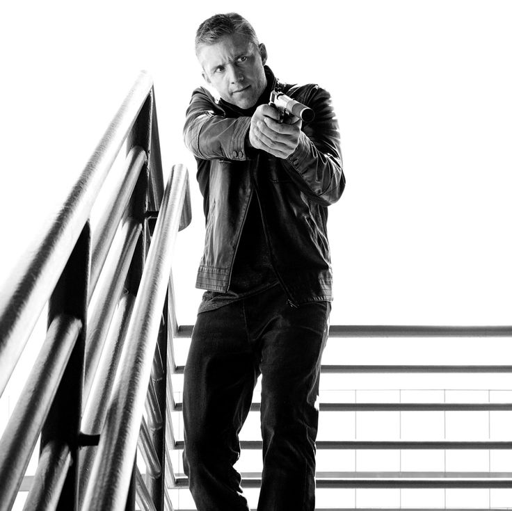 jeff hephner as John Case from Agent X | Tumblr