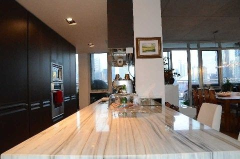 #Loft for #Sale at Zed in #KingWest with Large Private Terrace 38 Niagara St 1002