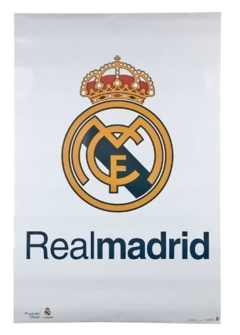 The Soccer Advantage - Real Madrid Crest 15, $9.95 (http://www.thesocceradvantage.com/real-madrid-crest-15/)