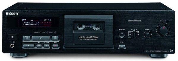 SONY TC-KB820S Cassette Deck