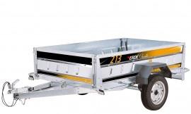 Wolder Remolque profesionale · Erdé 213 Versátil  Remolque con gran dimensión y útil para todo tipo de carga.