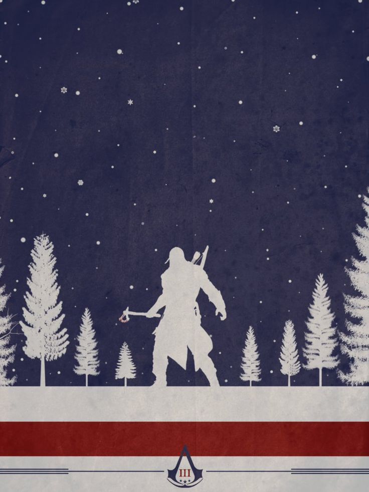 Assassin's Creed III Poster by Scourge07 on deviantART