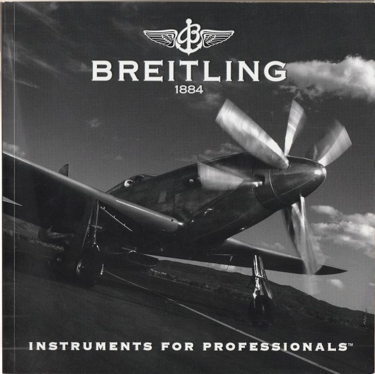 AA.VV. BREITLING 1884 Instruments for Professionals 2004  L5840