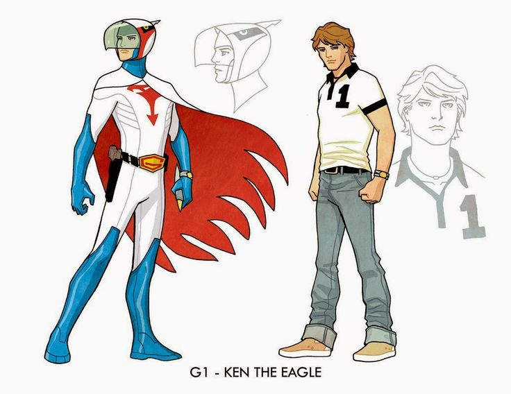 G Force Cartoon Characters : Best images about g force battle of the planets on