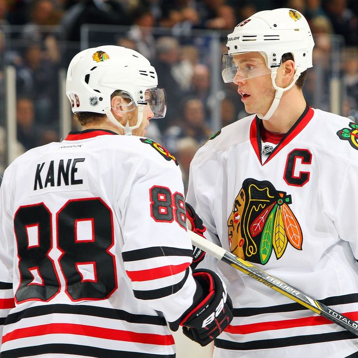 Chicago Blackhawks captain Jonathan Toews focused Thursday on the importance of team unity in light of the situation involving Patrick Kane.