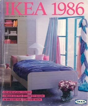 catalogue ikea 1986 ikea pinterest catalog and ikea hack. Black Bedroom Furniture Sets. Home Design Ideas