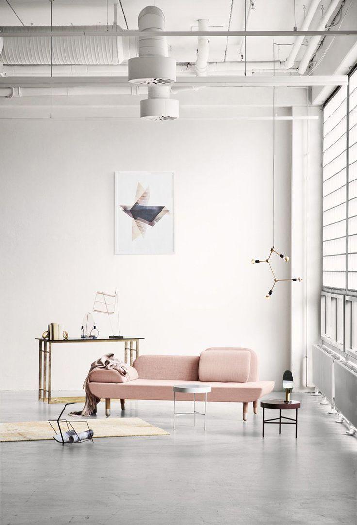 How to: vrouwelijk minimalistisch interieur