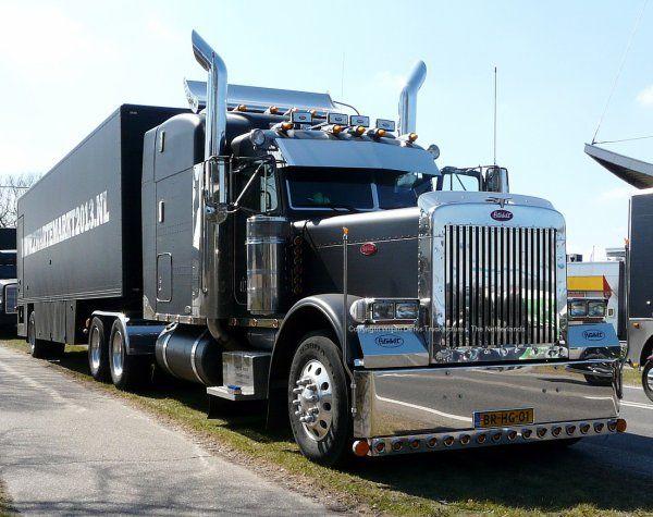 63 best images about american trucks on pinterest peterbilt 389 semi trucks and oil field. Black Bedroom Furniture Sets. Home Design Ideas