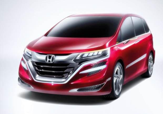2017 Honda Odyssey Release Date Canada
