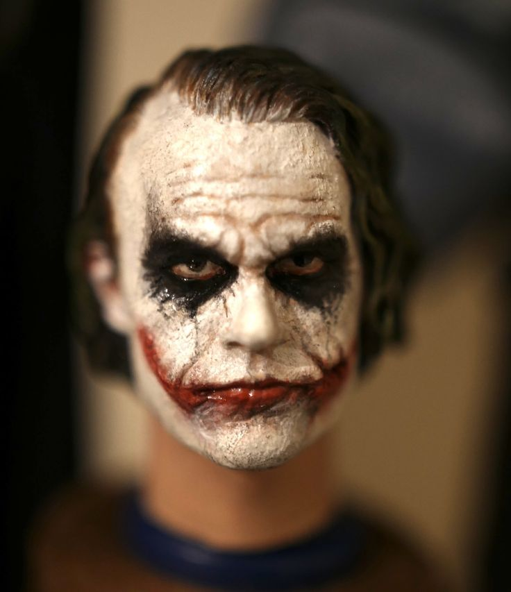 This is a repaint of hot toys bank robber joker first release.