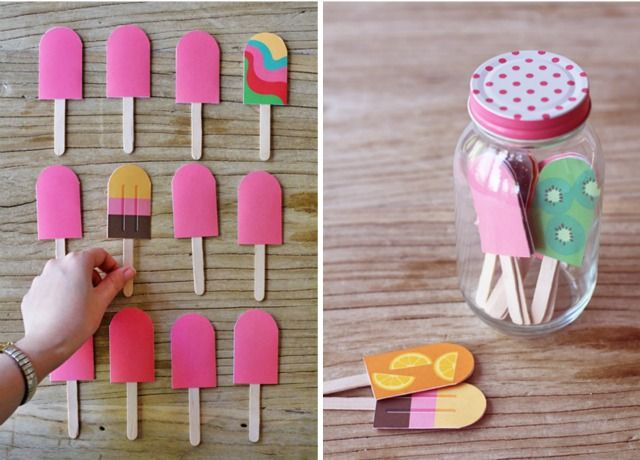Popsicle Memory Game!: Diy Popsicles, Memories Games, Sunday Schools Games, Diy Games, Math Facts, Parties Ideas, Paper Crafts, Candy Land, Popsicles Memories