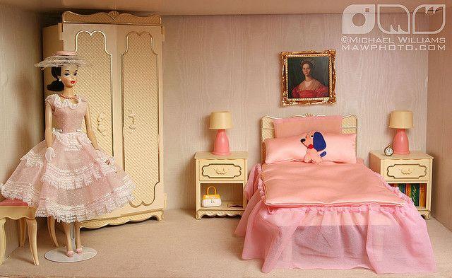 Cindy Whiteside Barbie Dioramas by MyLifeInPlastic.com