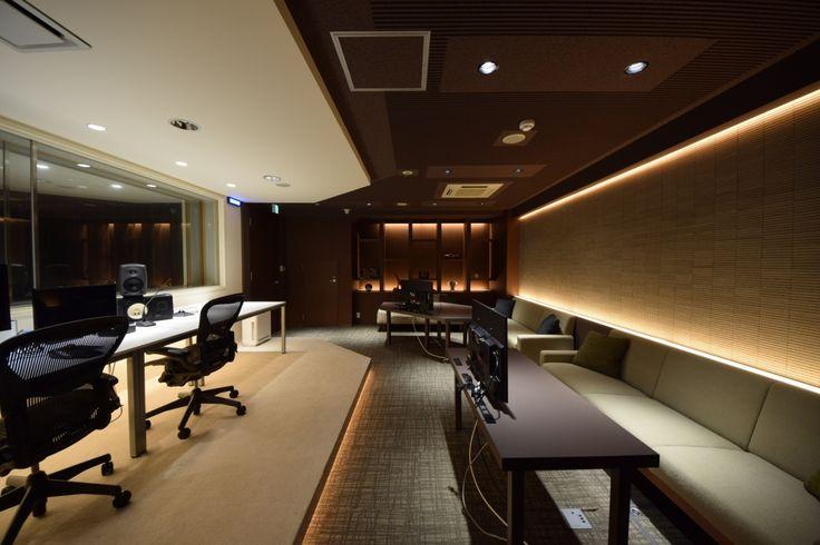 ふたつの表情がある空間  オフィスデザイン事例 デザイナーズオフィスのヴィス
