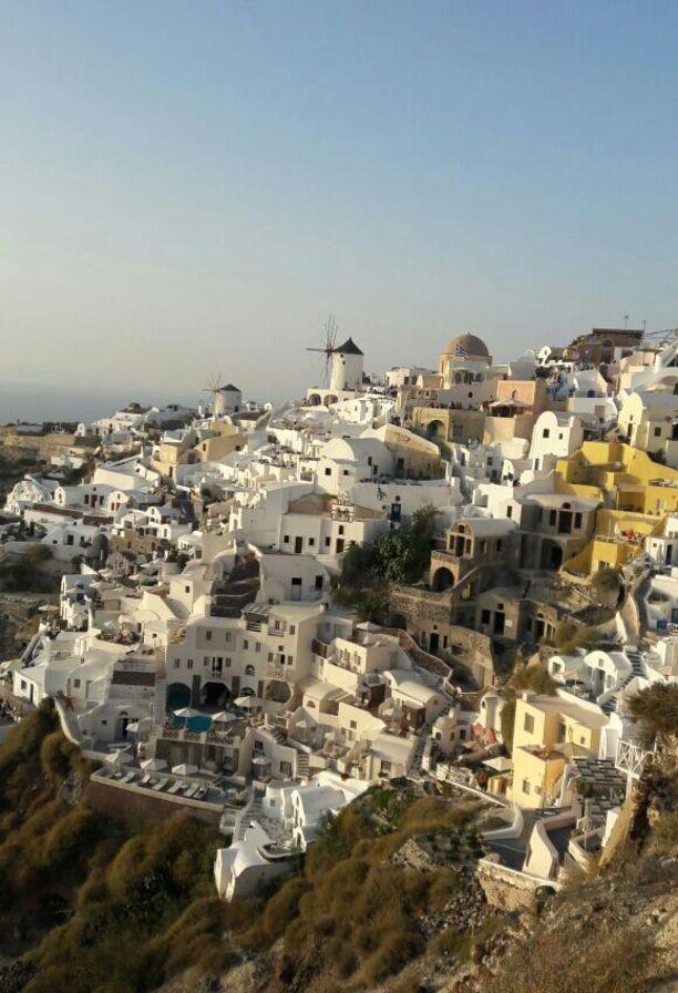 Oia, Santorini, Greece, Oia, Greece - #oia #santorini #caldera...