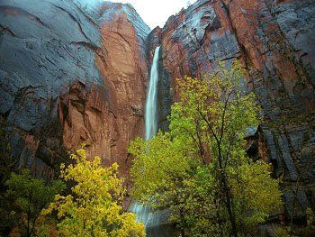 Zion National Park - can't wait to be here on Wednesday!