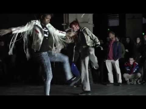 Danse de nuit de Boris Charmatz : tenir la place - https://www.unidivers.fr/danse-de-nuit-boris-charmatz-musee-danse-rennes/ - Rennes, Spectacles