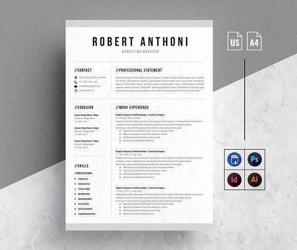 Clean Resume Template Clean Resume Template Resume Template Resume Template Professional