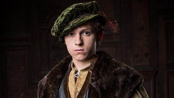 BBC Two - Gregory Cromwell (Tom Holland) - Wolf Hall - Who are the ...