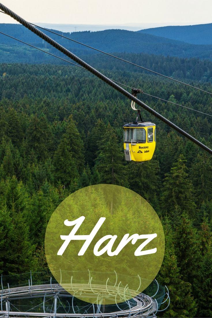 Was du an einem Wochenende im Harz erleben kannst