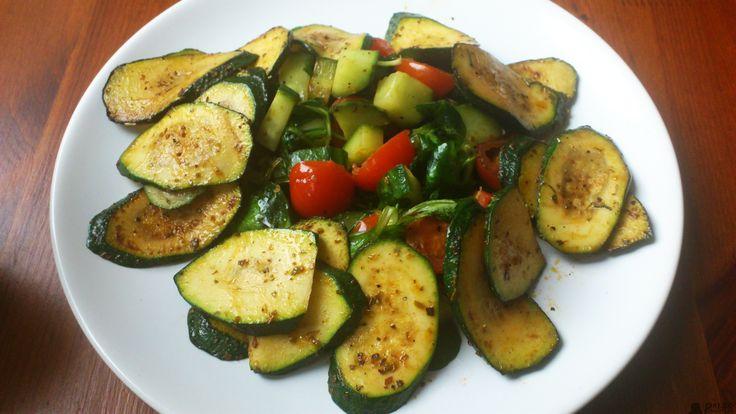Zeleninová směs s cuketou a oreganem - Powered by @ultimaterecipe